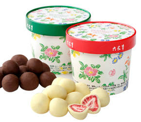 스트로베리 초콜릿