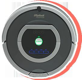 iRobot智能吸尘器