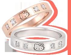 Hello Kitty饰品