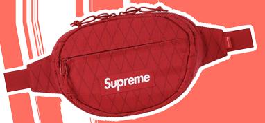 Supreme男士背包