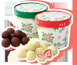 딸기 초콜릿