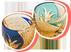 日式玻璃杯