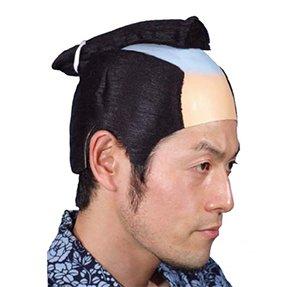 Chonmage Samurai Hair