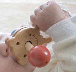 Japanese-made Wooden Toys
