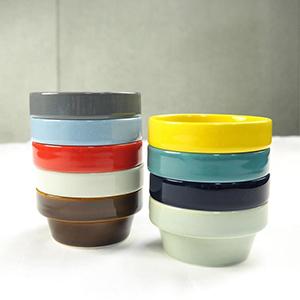 하사미 블록 디자인 머그컵