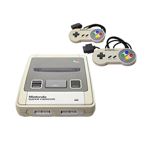 Super Famicom - compatible