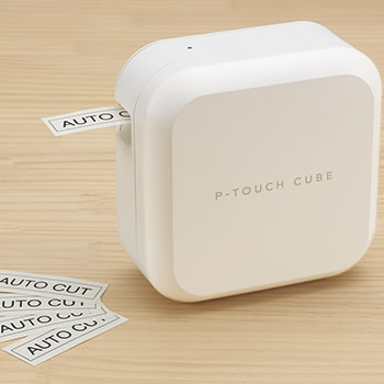 brother P-TOUCH CUBE Label printer