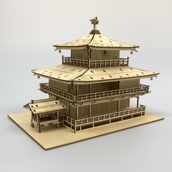Ki-gu-mi wooden color model