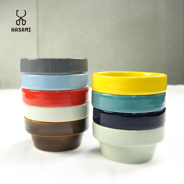 Hasami stackable-design mug