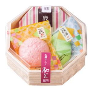 櫻花沐浴皂