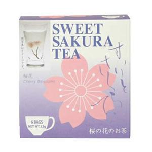 Cherry Blossom Petal Tea