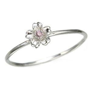 櫻花造型戒指