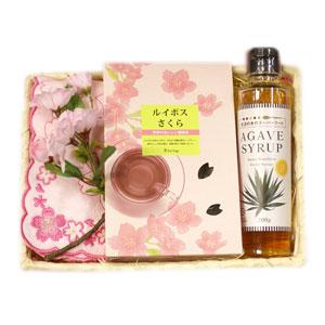 櫻花茶禮盒系列