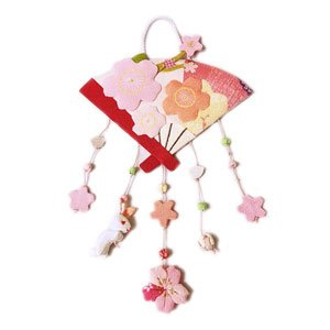 Cherry Blossom Ornaments