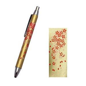 벚꽃 문양 펜