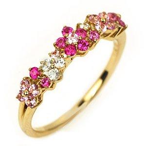 Cherry Blossom Rings