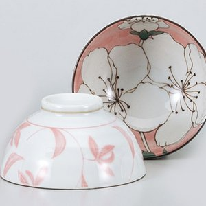Cherry Blossom Rice Bowl