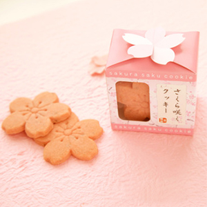 벚꽃 쿠키