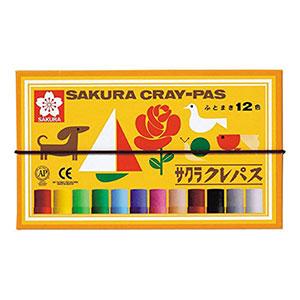 日本樱花蜡笔