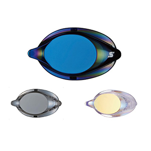 MADE IN JAPAN Mirror lens swimming goggles