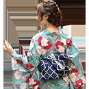 Women's Yukata Set