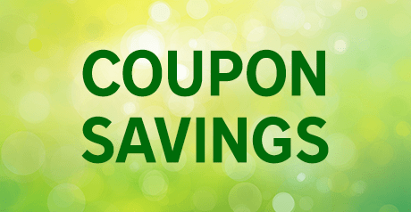 COUPON SAVINGS Up to 7000 JPY OFF