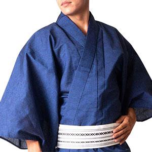 男装日式浴衣