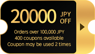 20000 JPY OFF