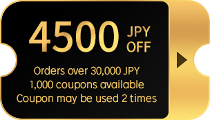 4500 JPY OFF
