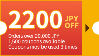 2200 JPY OFF