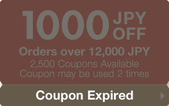 1000 JPY OFF