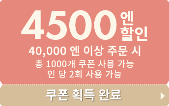 4500 엔 할인