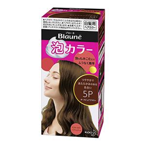 Kao's hair dyeing