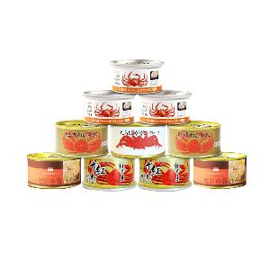 蟹肉罐頭福袋