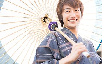 Men's Yukata