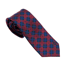 FC Barcelona Official Silk Neckties HT (Navy)