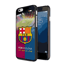 FC Barcelona Official iPhone 7 Hard Cases (3D)