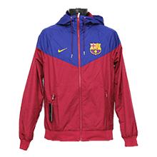 FC Barcelona 17-18 Authentic Wind Runner Jacket