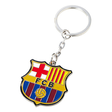FC Barcelona Official Crest Keychains