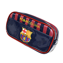 FC Barcelona Official Enamel Pen Pouches (Navy)