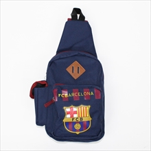 FC Barcelona Official Sling Bags (Navy)