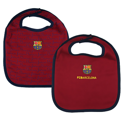 FC Barcelona Official Bib (2 Piece Set)