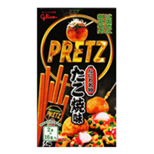 Takoyaki Flavored Snacks