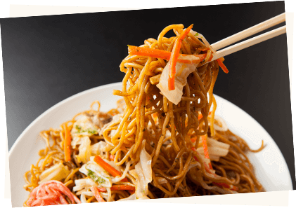 How to make Yakisoba.