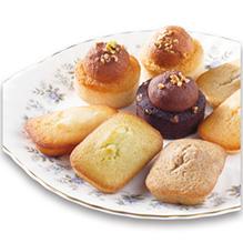 Kyoyasai Cream Puffs