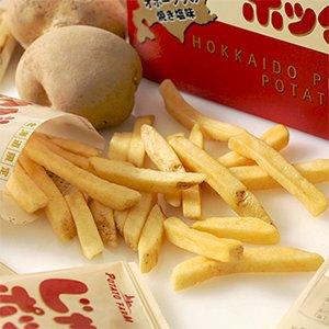 北海道薯條零食