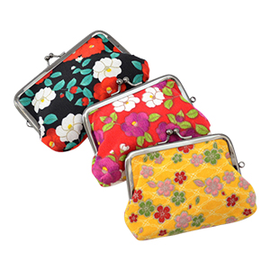 Silk Crepe Purses
