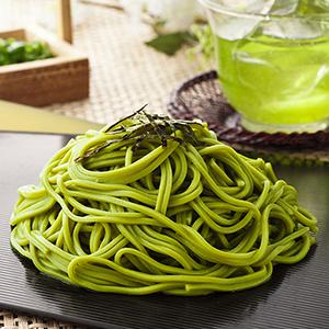 Uji Green Tea Soba