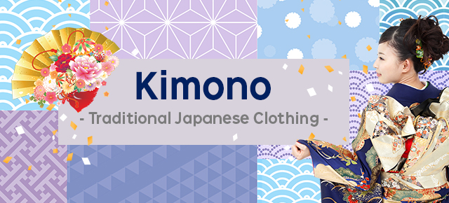 Kimono -Traditional Japanese Clothing