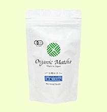 Organic JAS Mark Authorized Organic Matcha Tenyu